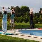 Yoga op La Ripe Blanche